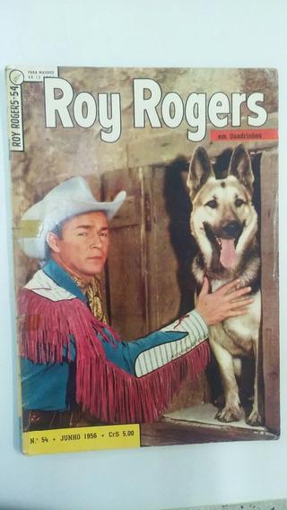 Gibi Roy Rogers N54 De 1956