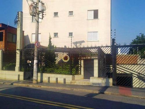 Imagem 1 de 14 de Apartamento Com 1 Dormitório À Venda, 45 M² Por R$ 195.000,00 - Gopoúva - Guarulhos/sp - Ap2603