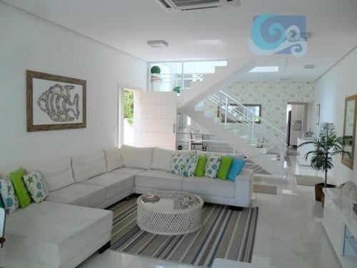 Imagem 1 de 14 de Casa À Venda - Praia Da Enseada - Guarujá - Ca0511