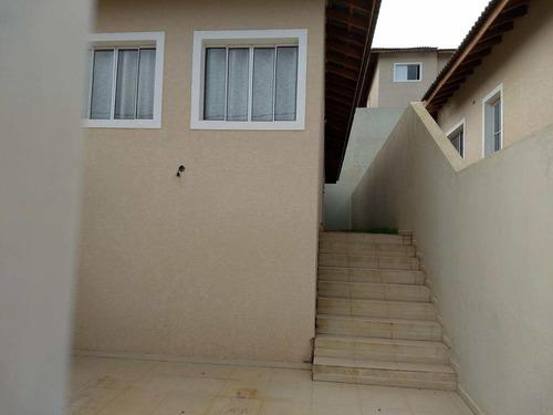 Imagem 1 de 13 de Casa Com 02 Dormitórios- Vila Santa Helena- Atibaia - V1396