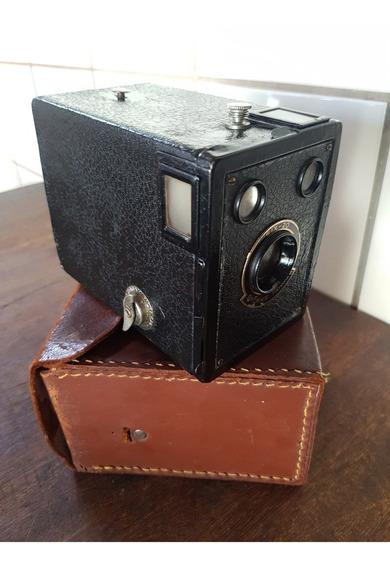 Câmera Americana Brownie Six - 20