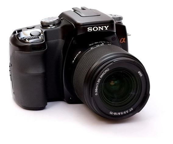 Câmera Fotográfica Dslr Sony A100 N50