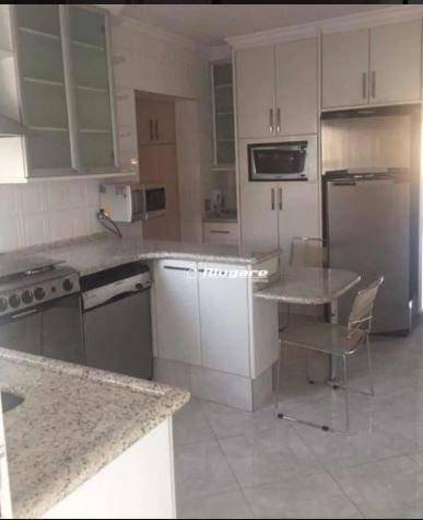 Apartamento Com 4 Dormitórios À Venda, 189 M² Por R$ 1.250.000,00 - Centro - Guarulhos/sp - Ap3197