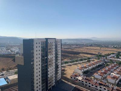 Venta De Departamento En Biosfera Towers, Juriquilla