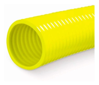 Manguera Aspiración Impulsión Rauspiraflex H2 Amarill 25/3.1
