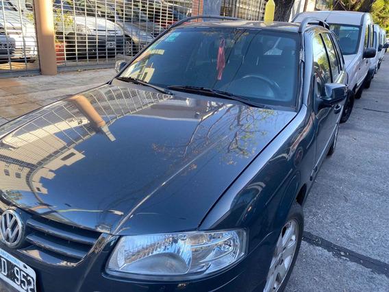 Volkswagen Gol Country Gl Con Gnc Anticipo Y 150000 Y Ctas