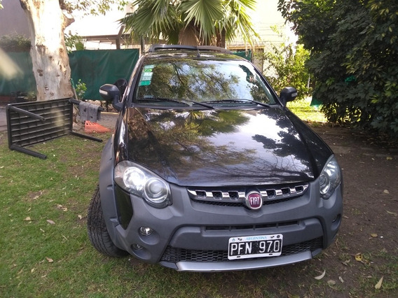 Fiat Palio Weekend Adventure E-locker