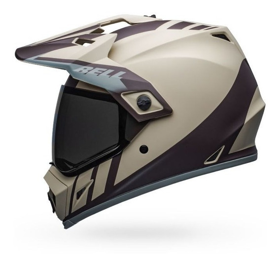Capacete Bell Mx-9 Adventure Dash Sand Bigtrail
