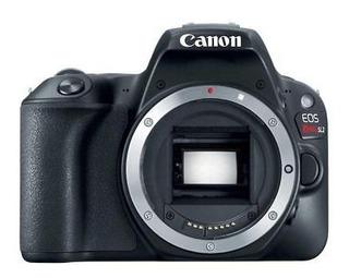 Canon Eos Rebelde Sl2 Dslr Cuerpo - Negro 001 # 2249