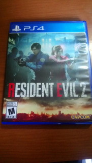 Resident Evil 2 Físico De Ps4