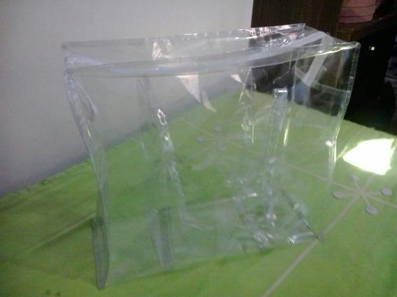 10 Bolsas Transparente Jumbo