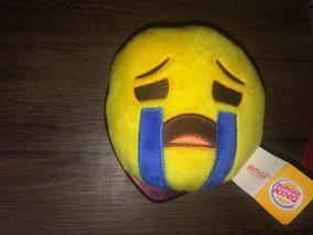 Emoji De Pelúcia 9cm - Carinha De Choro - Burger King
