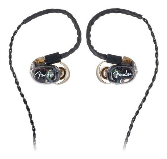 In Ear - Fone/retorno - Fender Dxa1 Pro Iem - Europe *promo*