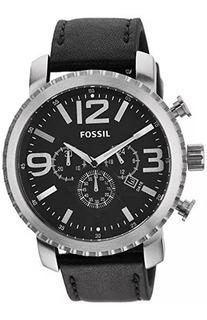 Reloj Cronografo Fossil Bq1709 Gage - Hombre - Original