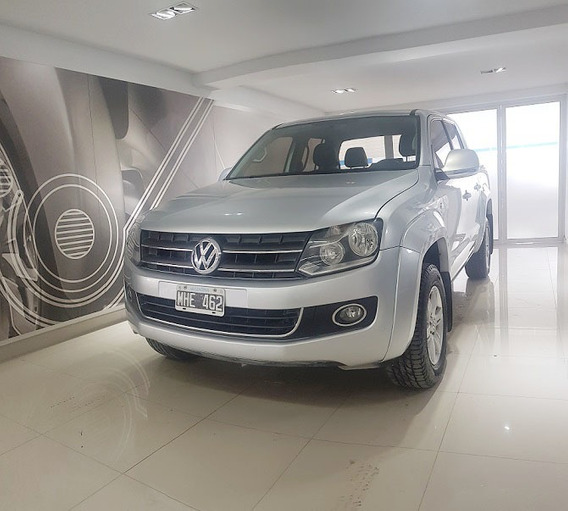 Volkswagen Amarok 2.0 Td 4x4 Highline 180 Hp Pk At 2013
