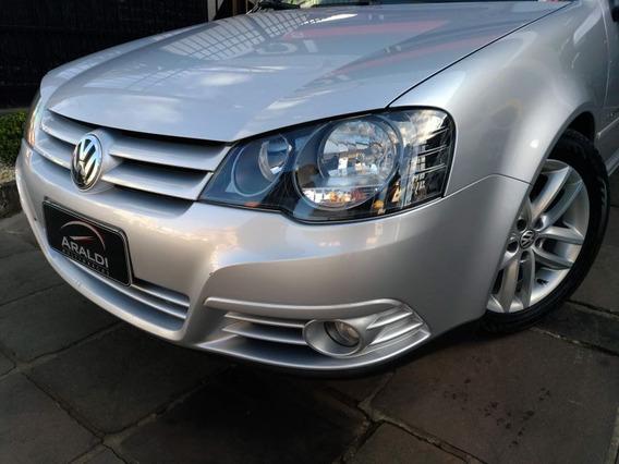 Volkswagen Golf Sportline 1.6 2010 Prata Flex