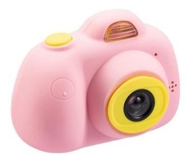 Mini Câmera Digital Filmadora Infantil Fotos Videos