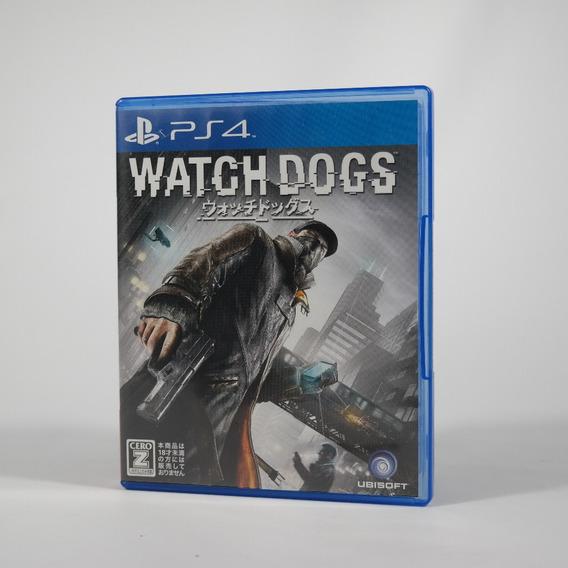 Jogos Ps4 Watch Dogs Usado Perfeito