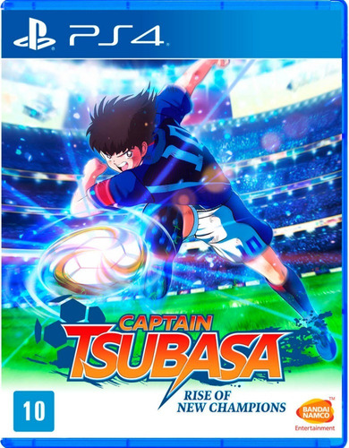 Captain Tsubasa Rise Of New Champions Ps4 Midia Fisica Pt Br