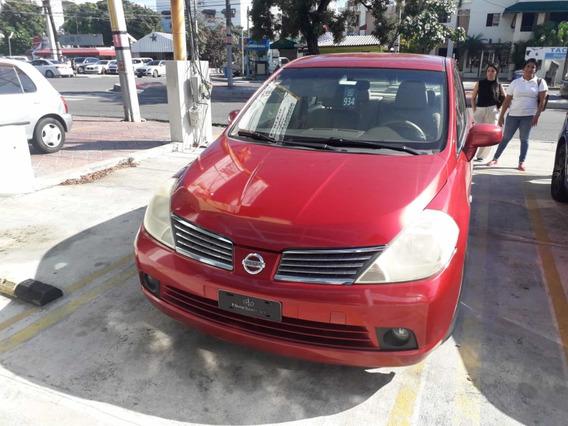 Nissan Tiida Tilda Americano