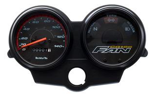 Painel De Instrumento Completo Honda Cg 125 Fan 2005 A 2008