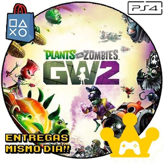 Plants Vs Zombies Garden Warfare 2 Ps4 Jugá Con Tu Usuario!