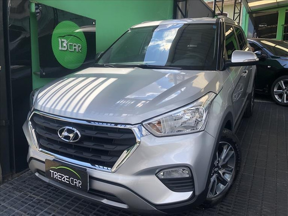 Hyundai Creta 1.6 Flex Pulse Automático