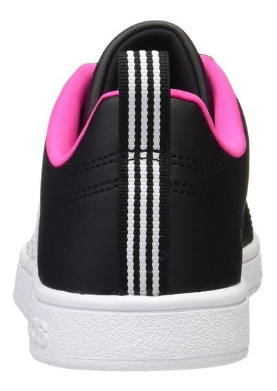 Tenis adidas Advantage Vs Originales Juveniles Cl Negros