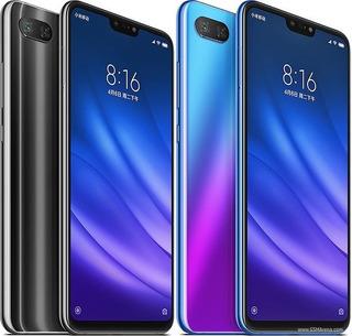 Xiaomi Mi 8 Lite 64gb 4gb Ram Mi8 Brindes Case Pelicula