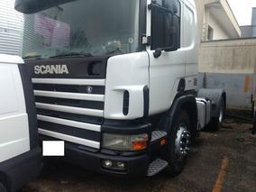 Scania P 340 4x2 Ano 2008 Preço R$ 125.000,00*zap-94522-2000