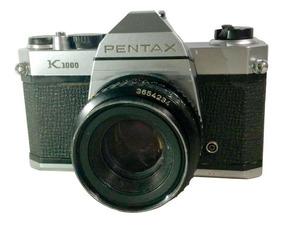 Câmera Fotográfica Analógica Pentax K 1000