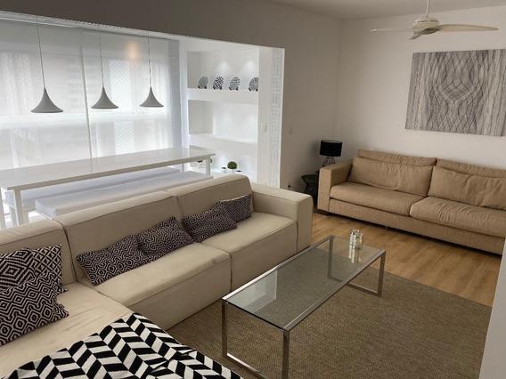 Apartamento Com 3 Dormitórios À Venda, 111 M² Por R$ 750.000,00 - Ponta Da Praia - Santos/sp - Ap6979