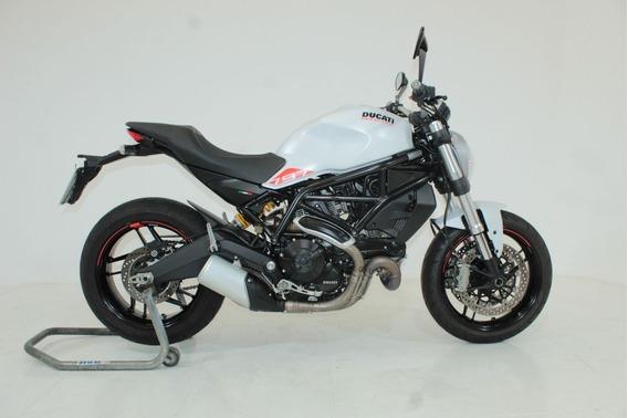 Ducati Monster 797 2019 Branca