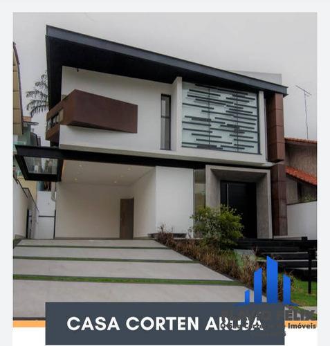 Casa A Venda Condomínio Arujá 5 Completa E Pronta Para Morar 5 Suítes - 707