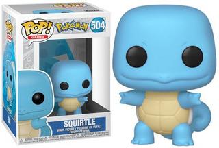 Funko Pop Pokemon Squirtle 504 Coleccionable Original