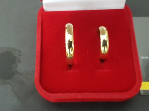 Aliança Anatômica Ouro 18 K Liga 750 5.5mm
