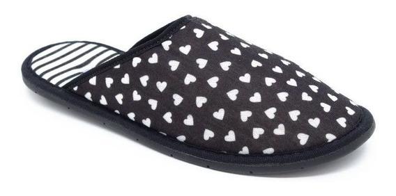 Pantufa Fun Fashion Molekinha 2314.100 Coração