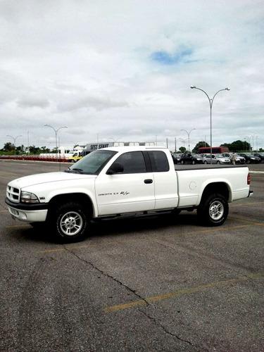 Imagem 1 de 10 de Dodge Dakota 5.2 R/t Cab. Estendida 2p 2000
