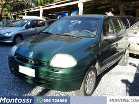 Renault Clio 1.6 Rn 2000 Usd Y Cuotas