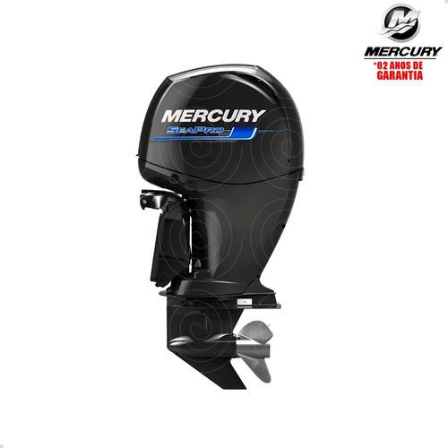 Motor De Popa Mercury 4t 150hp L 3.0l Efi Seapro Pess Física