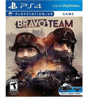 Bravo Team Playstation Vr Ps4