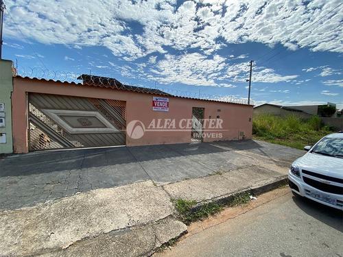 Casa Com 3 Dormitórios À Venda, 233 M² Por R$ 395.000 - Jardim Presidente - Goiânia/go - Ca0606