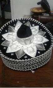 bb4ebe65c915d Sombrero Charro Mexicano - Vestuario y Calzado en Mercado Libre Chile