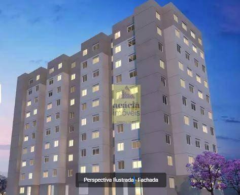 Imagem 1 de 12 de Apartamento À Venda, 32 M² Por R$ 196.261,00 - Piqueri - São Paulo/sp - Ap2786