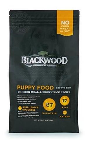 Blackwood Comida Para Mascotas Puppy Food Growth Diet Comida