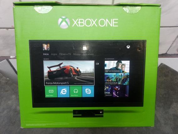 Caixa Do Xbox One Com Berço