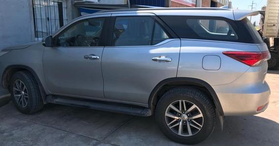 Toyota Sw4 At 2016 97.000km Gris Plata