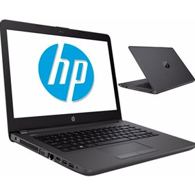 Notebook Hp 240 I3 7020u 500gb 4gb G6 Windows 10 Tela 14