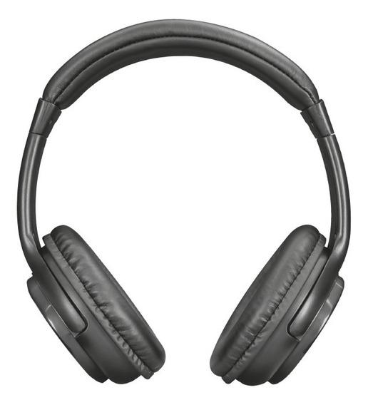 Audifonos Diadema Trust Ziva Bluetooth