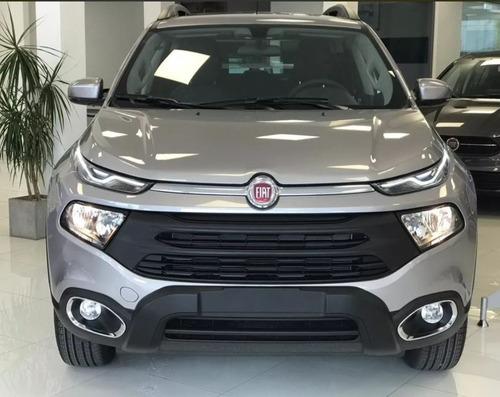 Nuevo Fiat Toro 0km - Retirá Con 218mil O Tu Usado - L